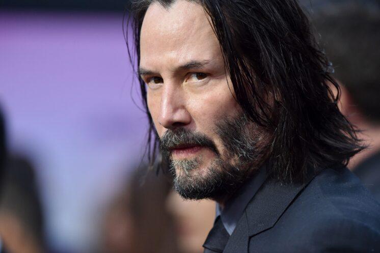 Keanu Reeves producirá y protagonizará la película