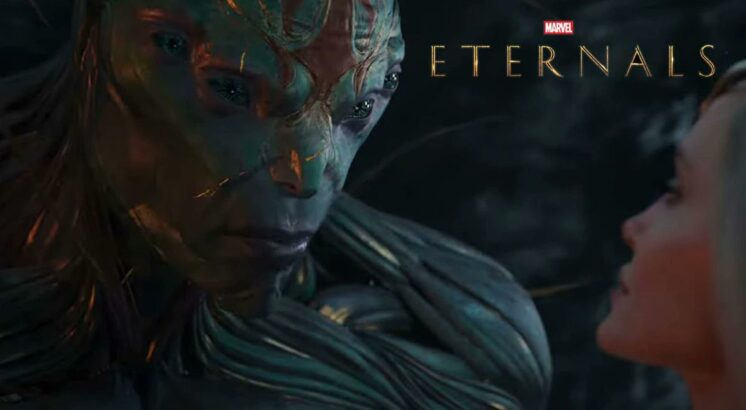 Kro será el villano de Los Eternos