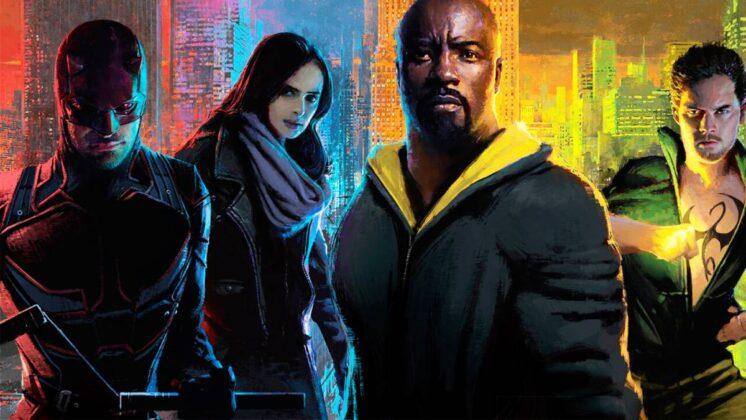 ¿Que personajes de Marvel Netflix volverán?