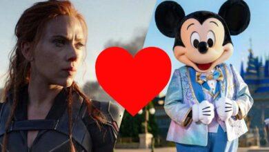 Disney Scarlett Johansson paz