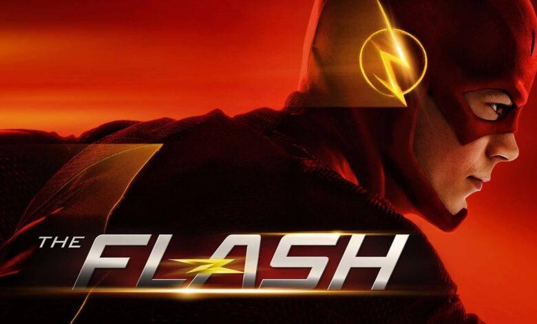 the flash trajes