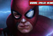 Spider-Man no way home escena